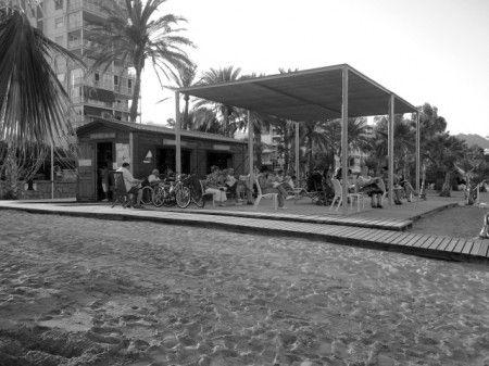 Biblioplaya Mar Heliópolis