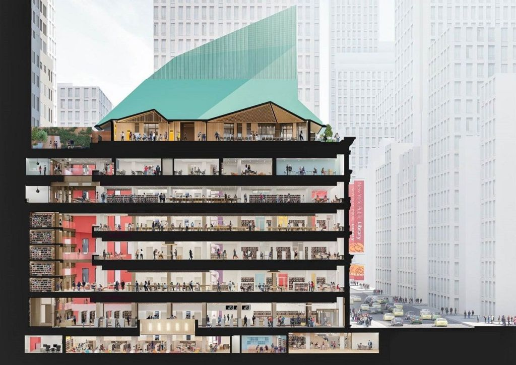 Biblioteca de la Fundación Stavros Niarchos - Biblioteca Pública de Nueva York 2