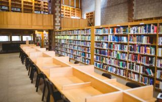 Bibliotecas de la Comunidad de Madrid cierran ante evolución del coronavirus COVID-19