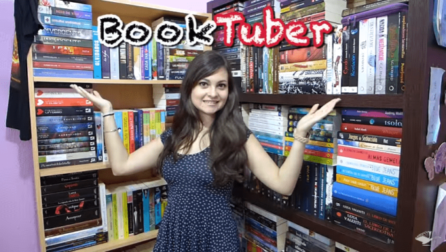 Booktuber. Esme (Fly like a Butterfly)