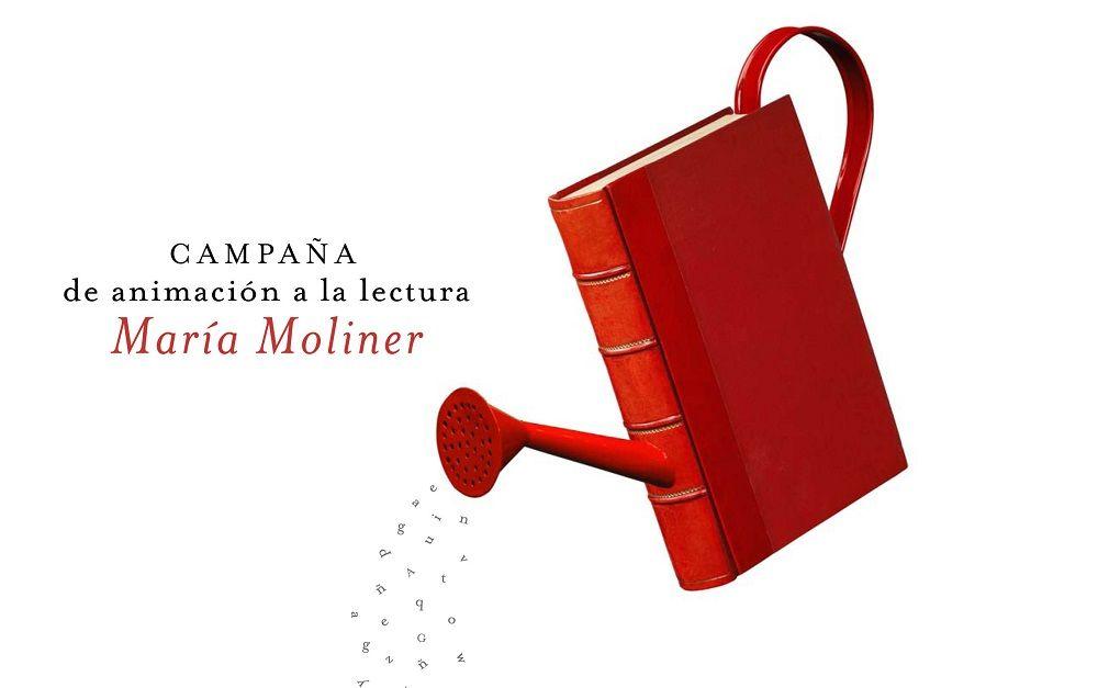 Campaña de Animación a la Lectura María Moliner
