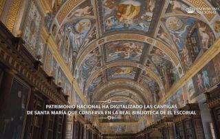 Cantigas de Santa María Real Biblioteca de El Escorial