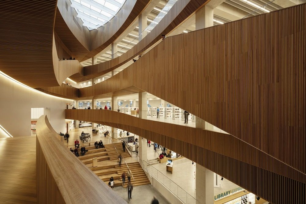 Central Library – Calgary Public Library 2