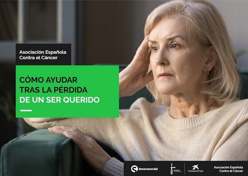 Cómo ayudar tras la pérdida de un ser querido por cáncer