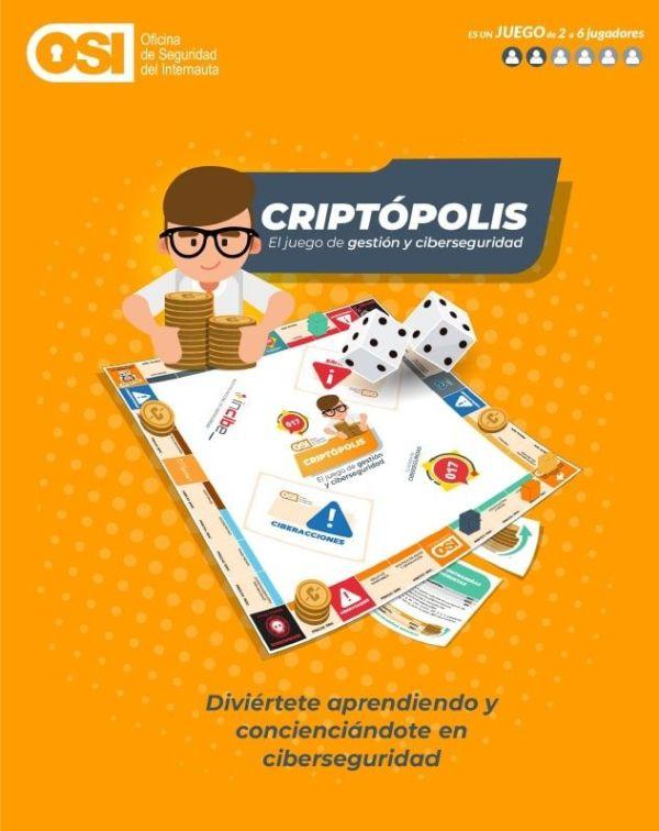 Criptópolis. El juego de gestión y ciberseguridad
