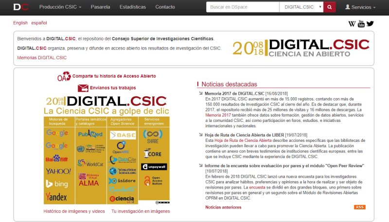DIGITAL CSIC