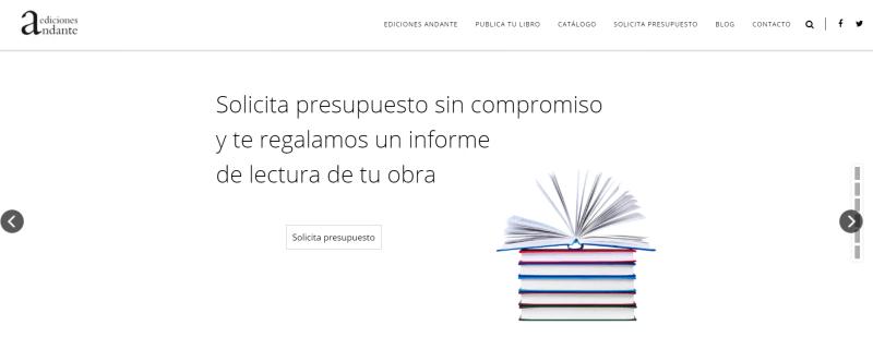 Ediciones Andante