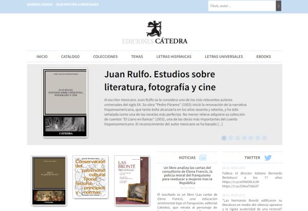 Ediciones Cátedra