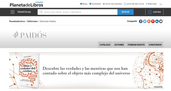 Ediciones Paidós