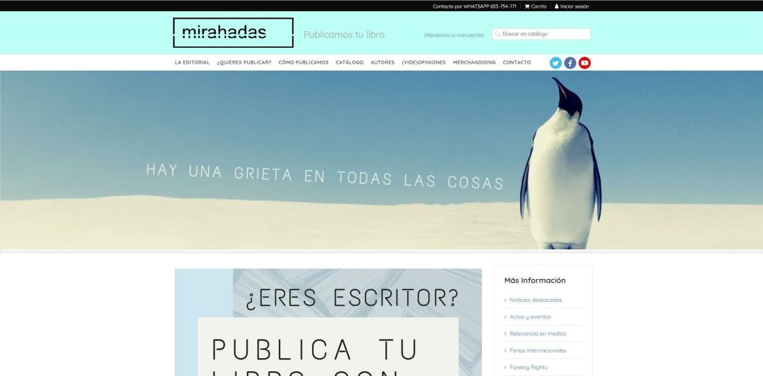 Editorial Mirahadas