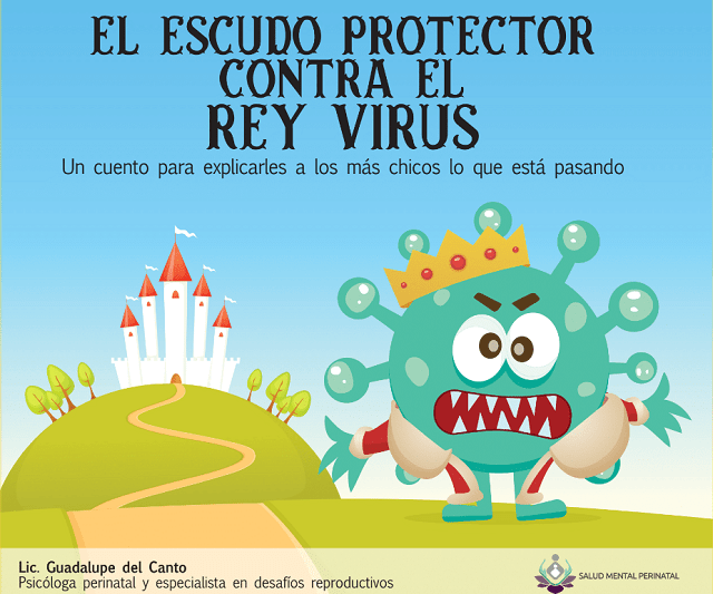 El escudo protector contra el rey virus