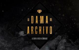Escape room virtual «La Dama del Archivo»