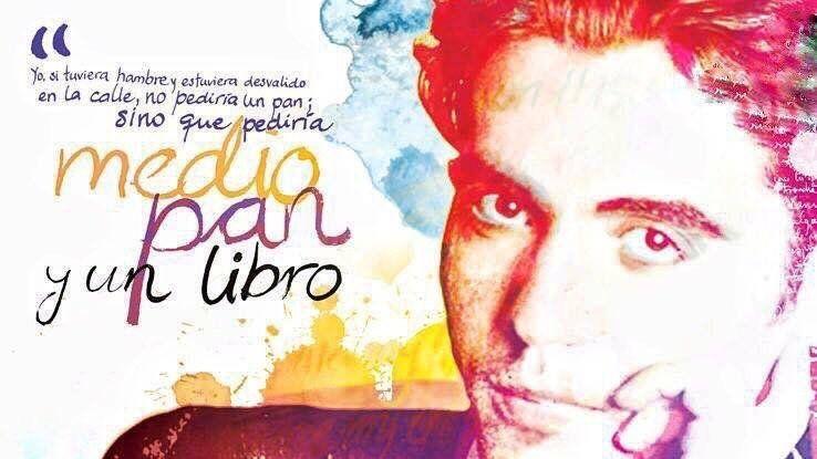 Federico García Lorca Medio pan y un libro Biblioteca