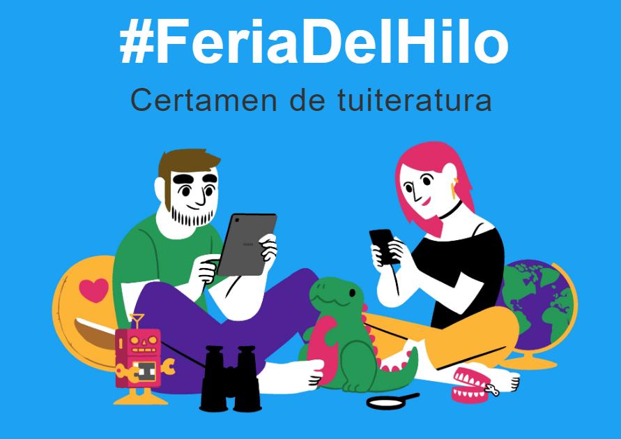 #FeriaDelHilo, certamen de tuiteratura