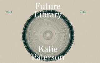 Future Library Katie Paterson
