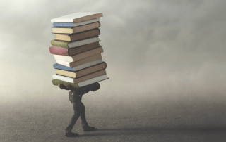 Hay profesionales que se cuestionan diariamente si han escogido el camino correcto al trabajar en una biblioteca