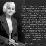 Henriette Avram madre del formato MARC