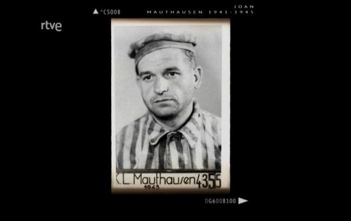 Joan Tarragó, el bibliotecario Mauthausen