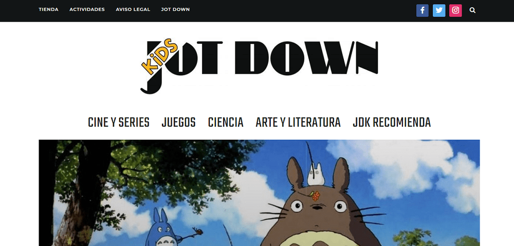 Jot Down Kids