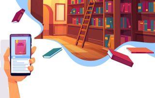 La biblioteca digital de libros