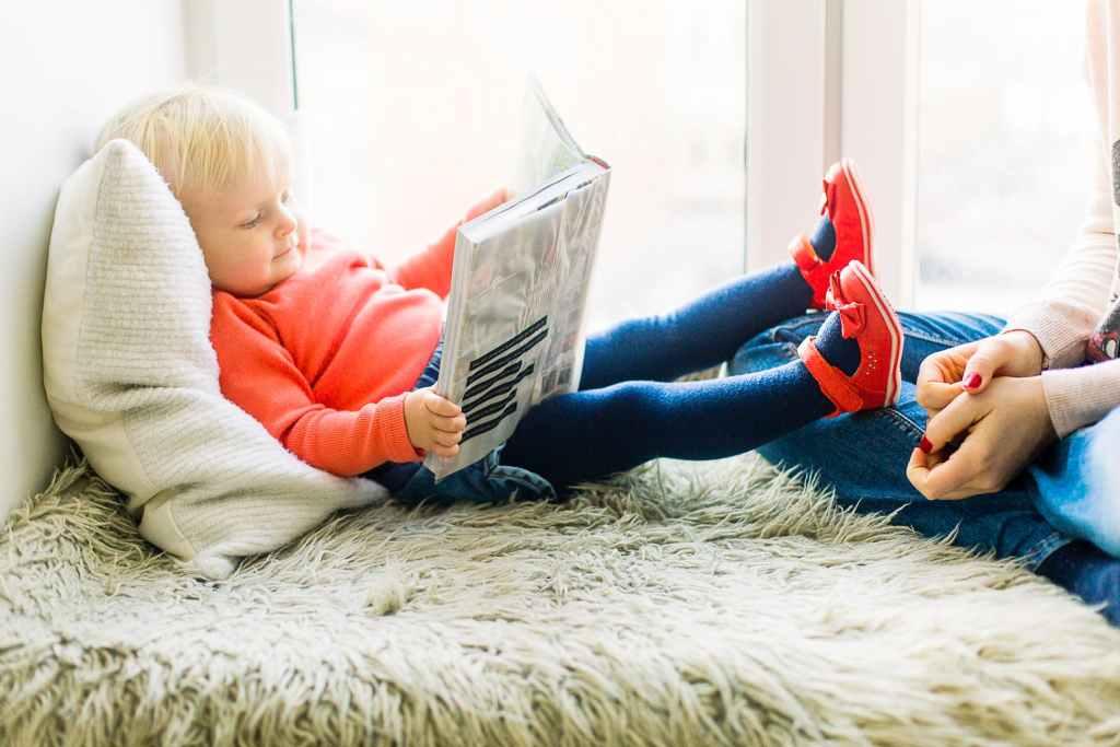 Lectura infantil libro