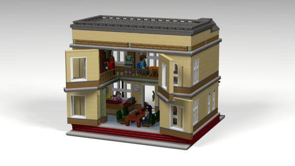 Lego University Library-2