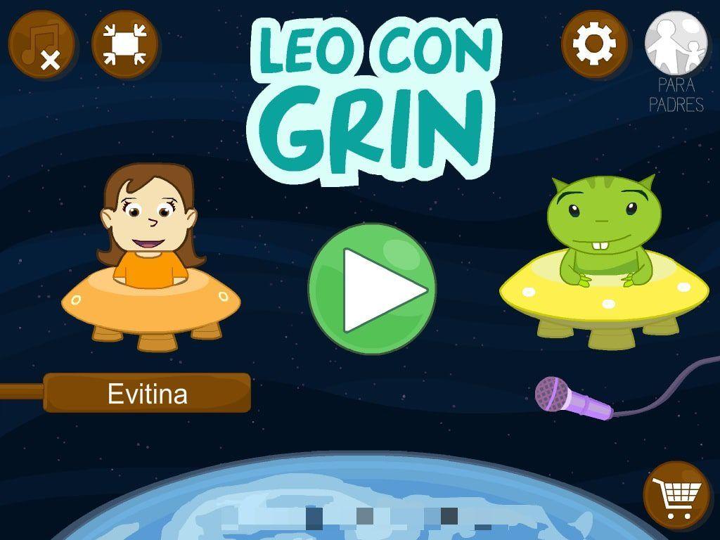 Leo con Grin