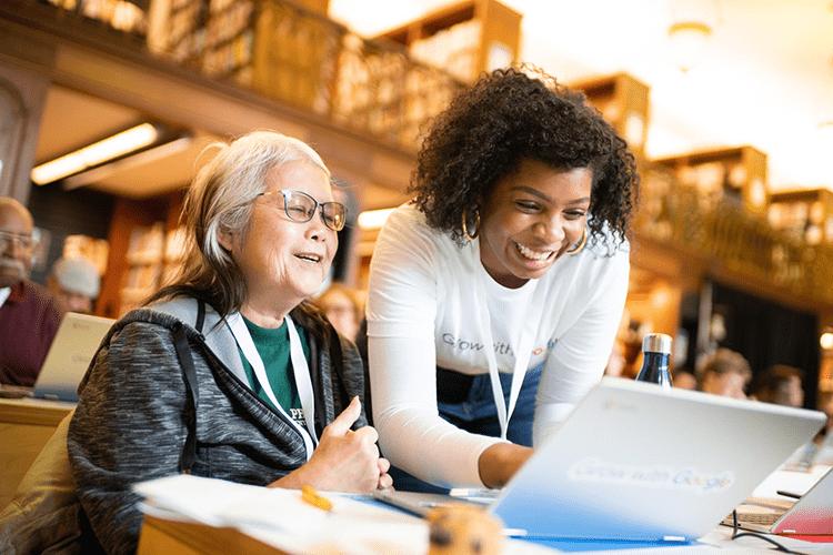 Libraries Leader with Digital Skills