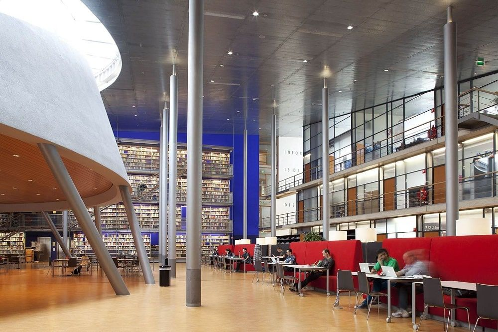 Library Delft University of Technology 2