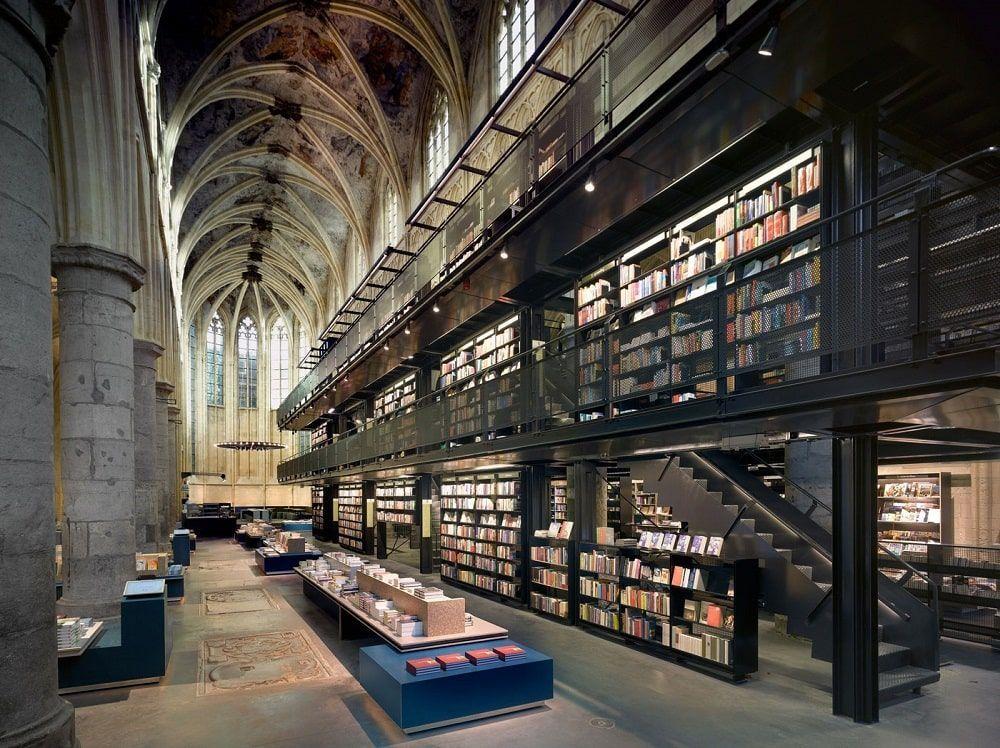 Librería Selexyz Dominicaner Maastricht