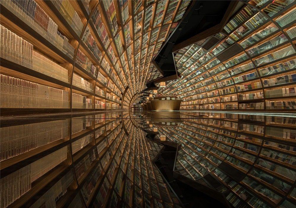 Librería Yangzhou Zhongshuge