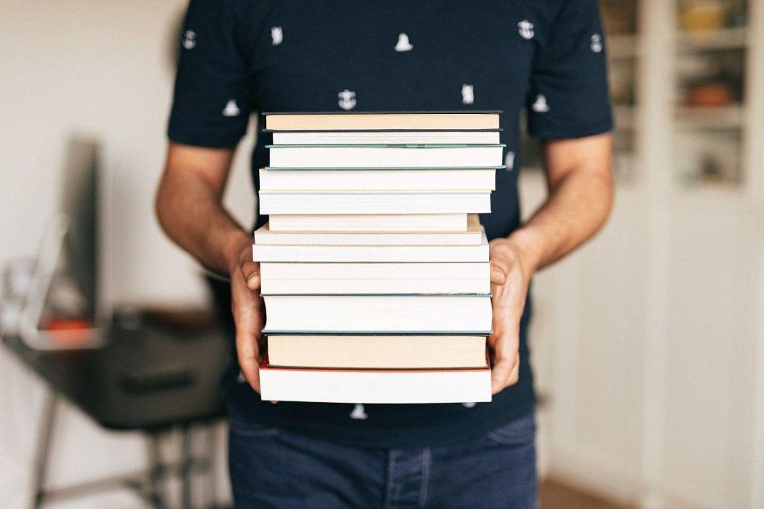 Libros prestados de biblioteca personal
