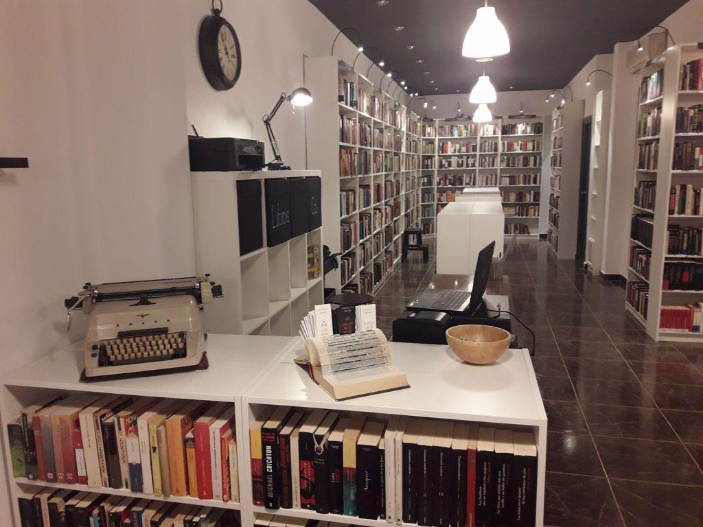 Libros&Co- Librería segunda mano