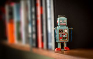 Los bots en bibliotecas tienen potencial… no ahora, pero sí en un futuro