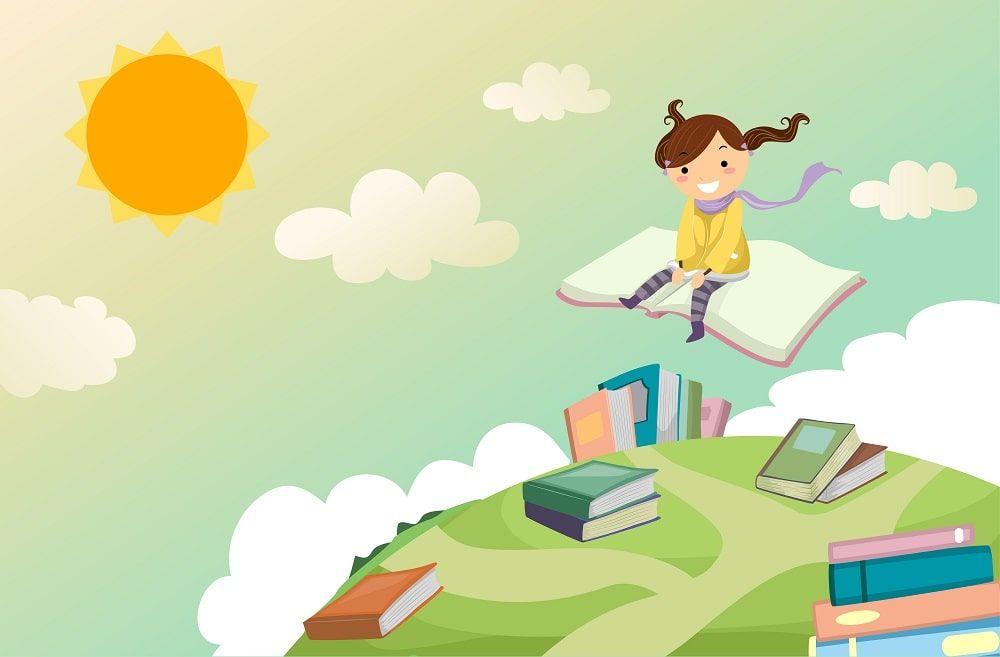 Los libros infantiles y juveniles entretienen y enseñan a la par