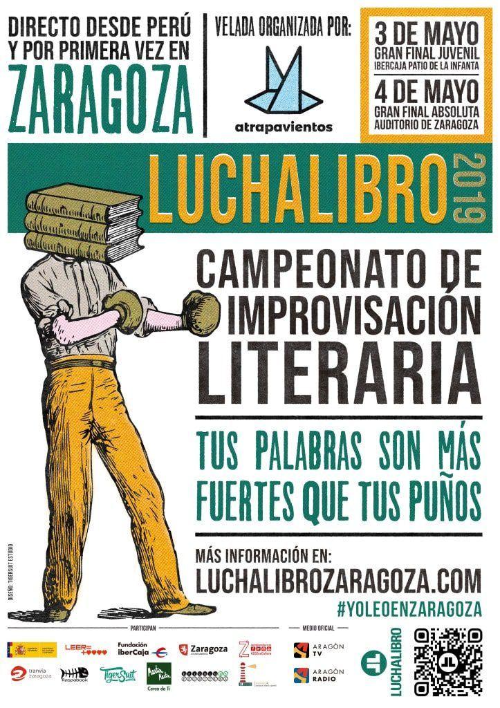 LuchaLibro Zaragoza