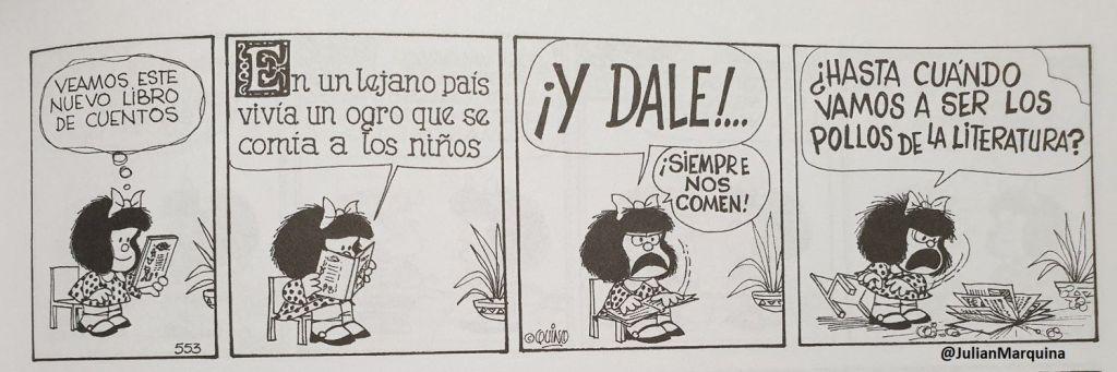 Mafalda - Veamos este nuevo libro de cuentos
