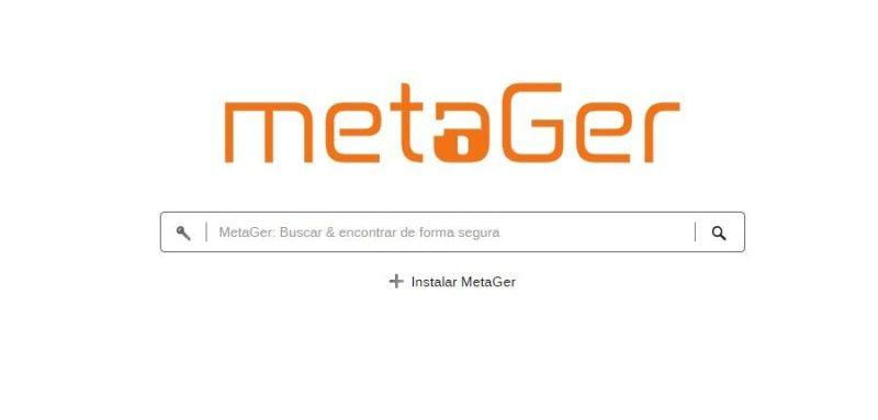 MetaGer un buscador privado con el que estar protegido