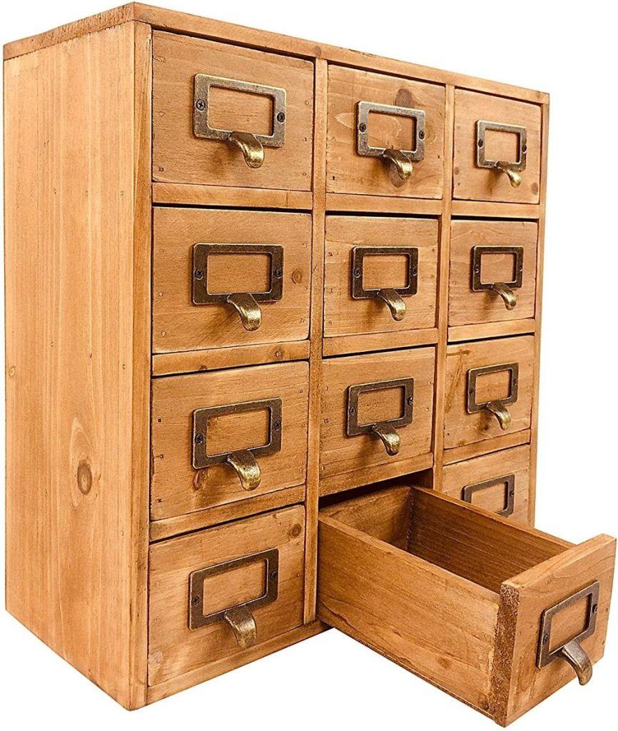 Mueble de catálogo bibliotecario para el almacenamiento