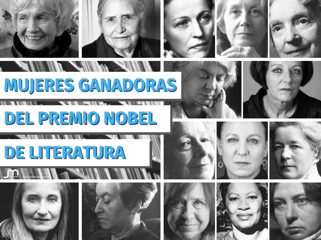 Las 16 Mujeres Que Han Ganado El Premio Nobel De Literatura Por Ahora