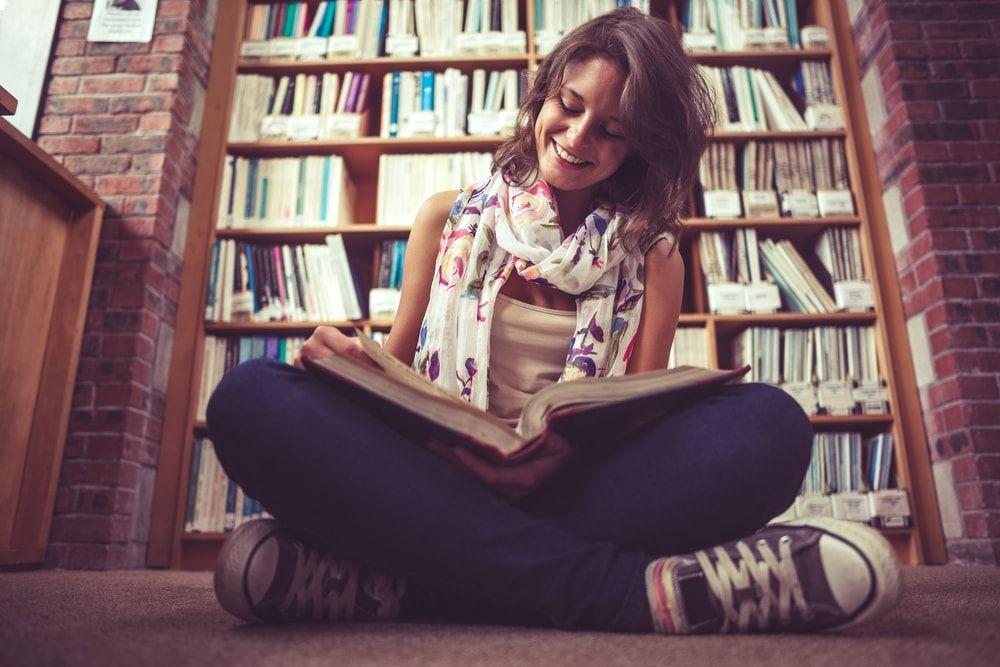 No concibo que una persona lectora no sea socia de la Biblioteca Pública