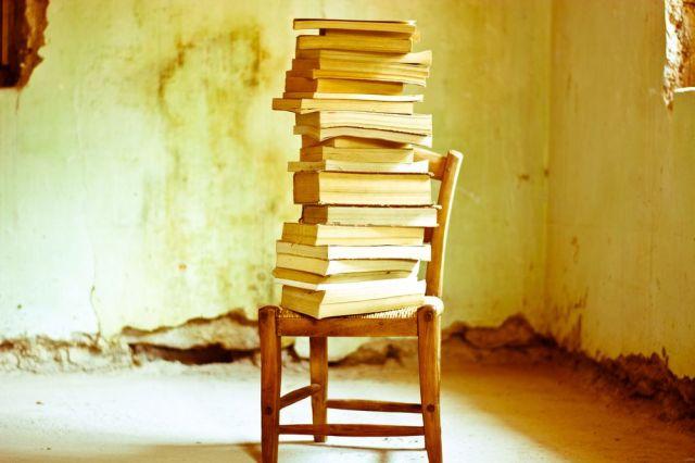 No me gustaría vivir en un mundo sin bibliotecas y sin archivos