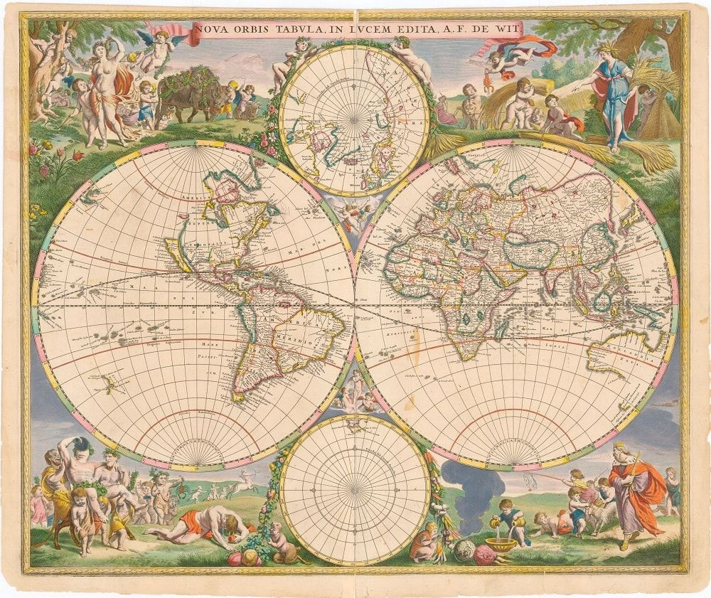 Nova Orbis Tabula. Biblioteca Virtual Defensa