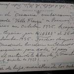 Postal del Oceanía de Eduardo Marquina