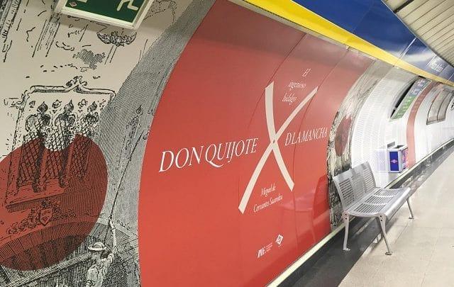 Quijote Metro Madrid
