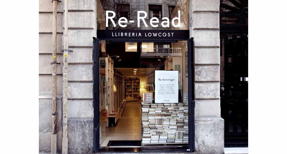 Re-Read Librerías Lowcost