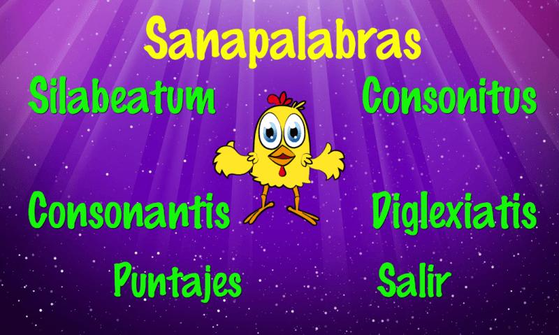 Sanapalabras