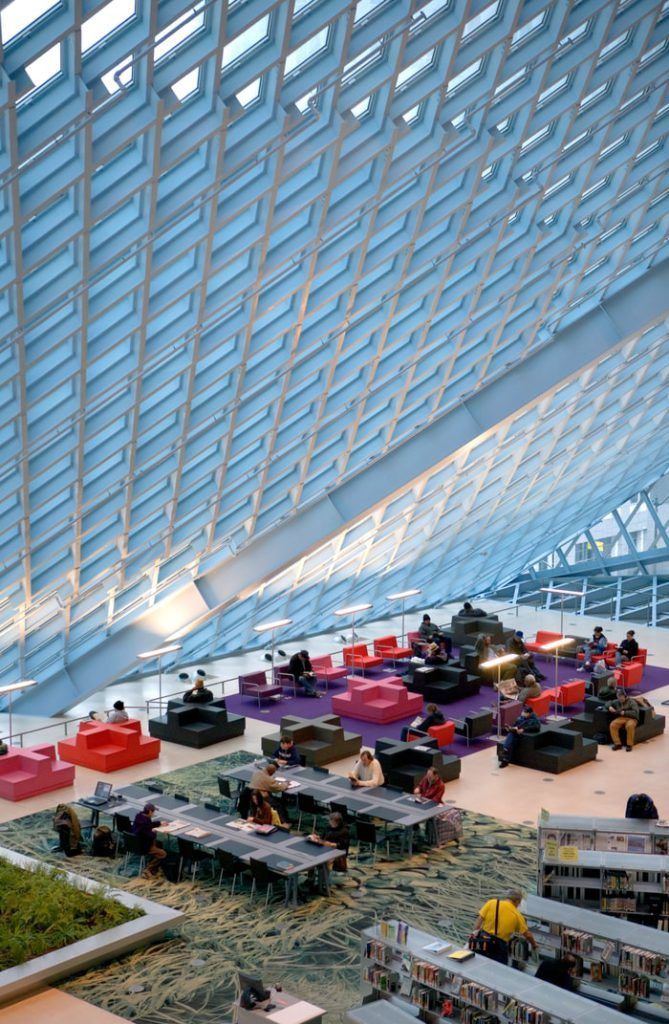 Seattle Central Library 2