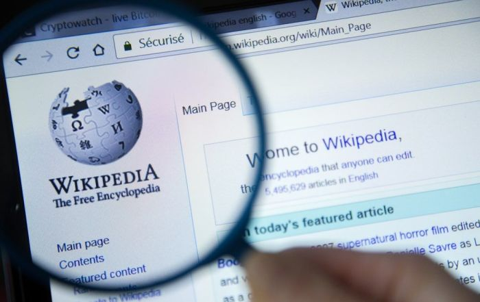 Si utilizas la Wikipedia en tus trabajos, no te olvides citar y referenciar los artículos utilizados