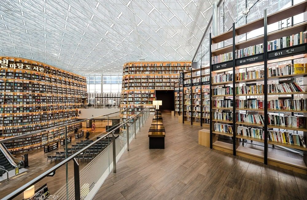 Starfield Library 2